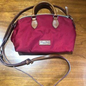 Dooney & Bourke small scarlet purse